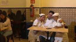 Hugo Alcántara te enseña el proceso de elaboración de los churros