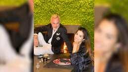 ¡Un auto!: Gianluca Vacchi sorprende a Sharon Fonseca con un Lamborghini en San Valentín