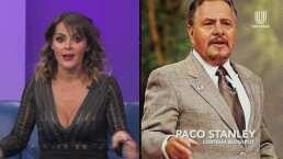 Verónica Macías relata cómo conoció a Paco Stanley y por qué le dio su primera oportunidad en televisión