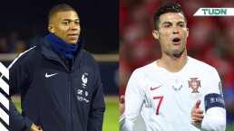 Cristiano y Mbappé comandan convocatorias para fecha FIFA