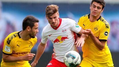 Todos los resultados de la J33 de la Bundesliga   Bayern Munich apaleó a Freiburg y Borussia Dortmund se perfila como subcampeón del balompié alemán.