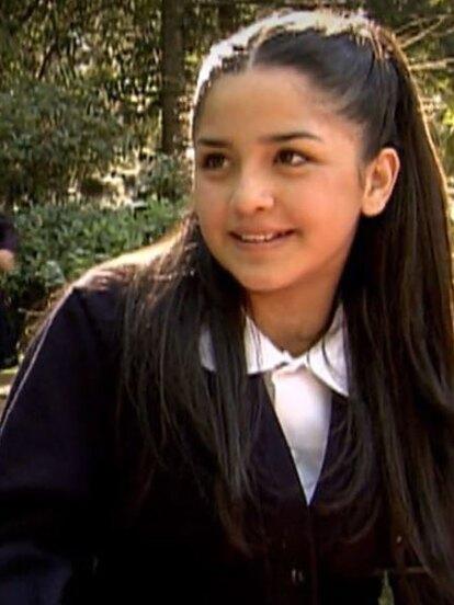 Geraldine Galván realizó el personaje de 'Valeria' en el capítulo llamado 'Mi hija vive' en el 2008, cuando tenía 15 años de edad. Ahora, a sus 26 años, ha realizado varios episodios de 'La Rosa de Guadalupe' y 'Como dice el dicho'. Su primer protagónico fue en 2018 dentro de la telenovela 'Hijas de la luna'. Actualmente, participa en 'Vencer el miedo'.