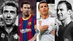 En la historia de LaLiga, Messi es 1 y CR7 es 12