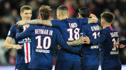 Di María e Icardi hicieron los goles para vencer 2-0 a Lille en el Parque de los Príncipes. Icardi (17') y Di María (31') consolidaron a PSG en la cima de la tabla.