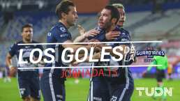 Los goles que preparan la fiesta en la Liga BBVA MX