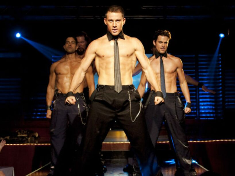 En 2012 estrenó la comedia Magic Mike, sobre el mundo de los stripperss, junto a Matthew McConaughey.