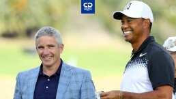 """Jay Monahan: """"No es una semana fácil para jugar al golf"""""""