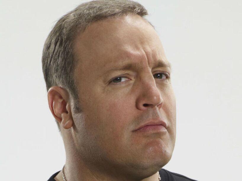 5. Kevin James: Con 6.10 dólares generados por cada uno que recibió en sus últimas tres cintas.