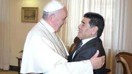 """El Papa Franciso recordó a Maradona: """"Era un poeta en el campo"""""""