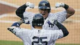 Yankees despierta y revive ante Tampa Bay