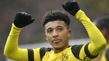 Jadon Sancho es la nueva estrella del Borussia Dortmund de quien todos hablan y quien podría tener la Premier League como próximo destino, ¿regresará a acasa?