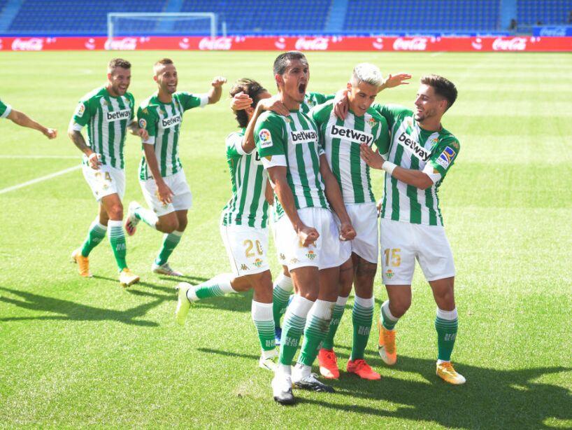 D. Alaves v Real Betis - LaLiga Santander
