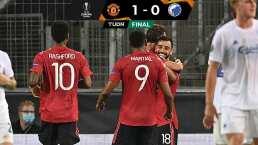Con drama incluido, el Manchester United a Semifinales