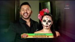 VIDEO: ¡Maquíllate como Catrina para el Día de muertos!