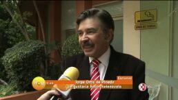 Jorge Ortiz de Pinedo quiere el horario de Sabadazo