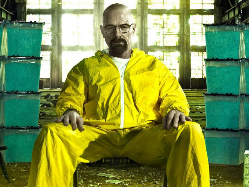 2. Breaking Bad (2008, 2013) de AMC.