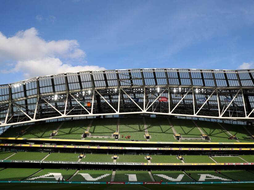Republic of Ireland v Switzerland - UEFA Euro 2020 Qualifier