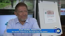 Juan Osorio confirma sorpresas