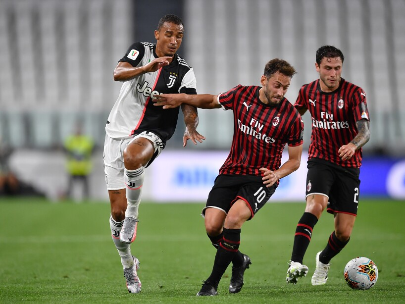 Juventus v AC Milan - Coppa Italia: Semi-Final Second Leg
