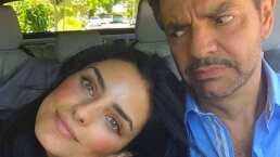 Conoce a la joven que podría ser la hija perdida de Eugenio Derbez, pues es idéntica a Aislinn
