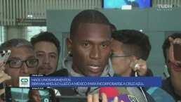 """Angulo en la CDMX: """"Mi sueño de llegar a un grande es realidad"""""""