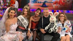 CUÉNTAMELO YA!: Programa completo del Jueves 31 de octubre