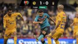 Con gol de Henry Martín, América vence a Tigres en su debut