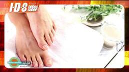 Descubre cómo eliminar hongos en los pies