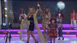 Moda de disfraces para Halloween con Érika Zaba y Mariana Ochoa, integrantes de OV7