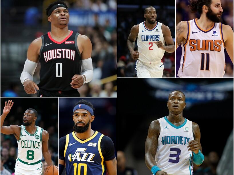 Los nuevos talentos de la NBA que no debes perder de vista.