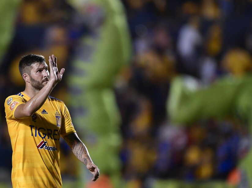 Tigres UANL v Leon - Torneo Apertura 2019 Liga MX