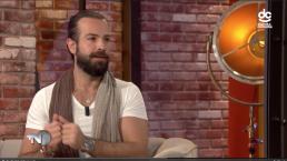 Más Noche: Diego de Erice contó lo difícil de iniciar la carrera de actor
