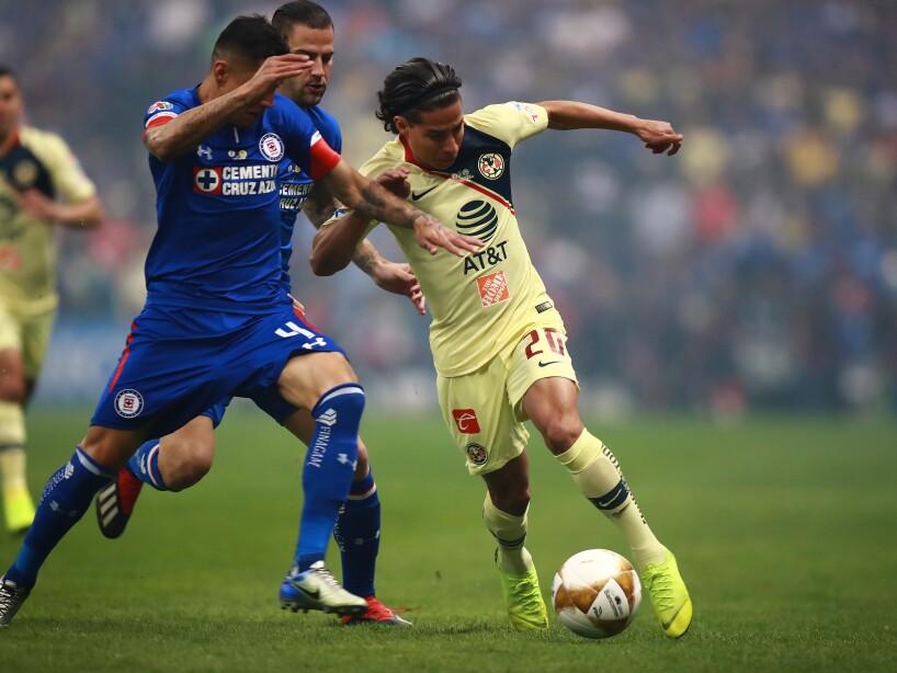 Cruz Azul v America - Final Torneo Apertura 2018 Liga MX