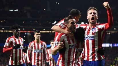 Con goles de João Félix y Felipe Augusto, el Atlético gana 2-0 en el Wanda y consigue su lugar entre los últimos 16.