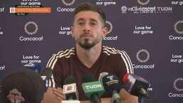 """Herrera, entre bromas ante el renovado Tri: """"Me siento un poco viejo"""""""
