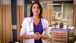 Livia Brito será 'Regina' en Médicos Línea de Vida