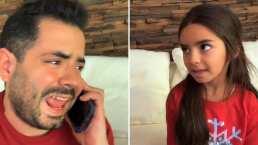 'Déjame hablar': José Eduardo y Aitana Derbez crean gracioso dúo en TikTok