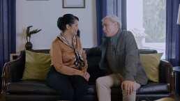 ¡Claudio y Dora se besan!