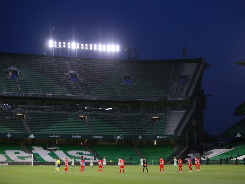 Real Betis Balompie v Granada CF - La Liga