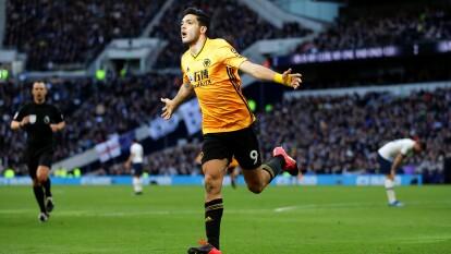 Tottenham 2-3 Wolverhampton