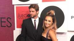 Marimar Vega confirma su noviazgo con Horacio Pancheri
