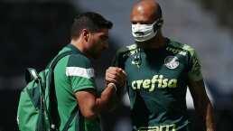 ¡Peligro! Felipe Melo avisa que Palmeiras conoce debilidades de Tigres