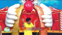 Sebastián Villalobos se enfrenta al temible payaso