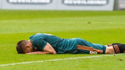 El Ajax empató 2-2 en la primera fecha de la Eredivisie 2019-20. Edson Álvarez no fue convocado.