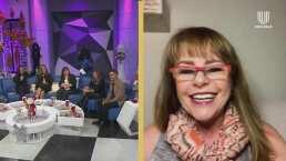 Mayte Lascurain de 'Pandora' confiesa que si fuera gay, andaría tras los pasos de Yolanda Andrade