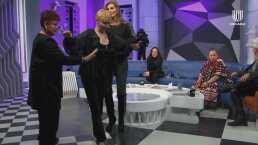 Rosita Pelayo padece artritis reumatoide y en 'Montse y Joe' muestra que poco a poco ha vuelto a caminar