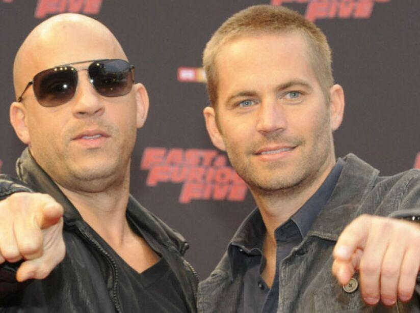 En 2001 interpretó por primera vez a Dom Toretto en la película de acción The Fast and the Furious.