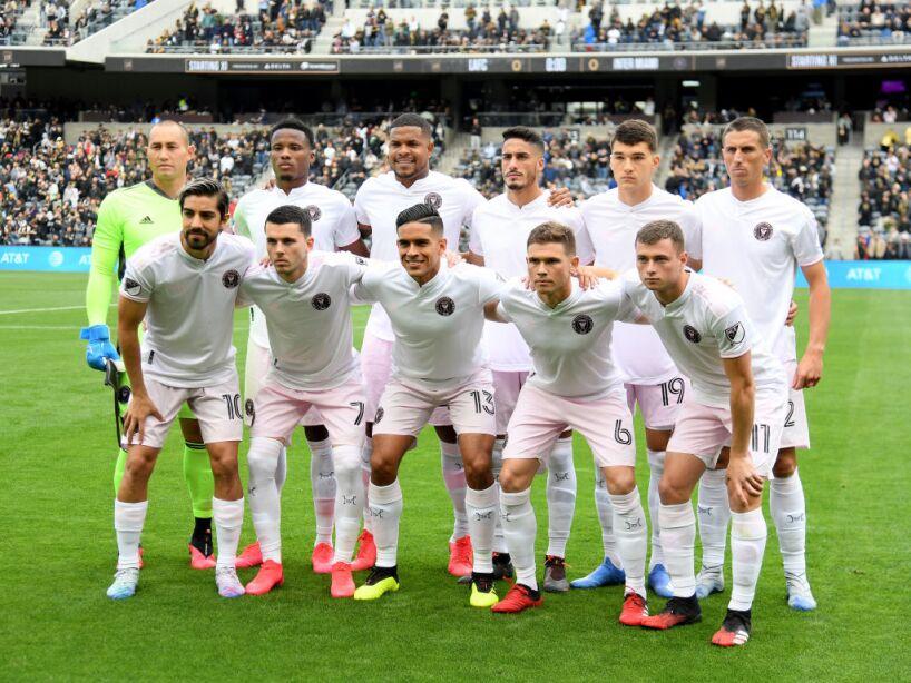 Inter Miami CF v Los Angeles Football Club
