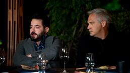 Eugenio Derbez hace llorar a José Eduardo con enternecedor mensaje