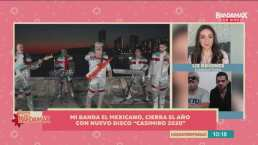 Mi Banda El Mexicano cierra el año con nuevo disco 'Casimiro 2020'
